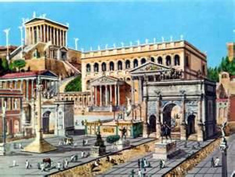 technology ancient rome